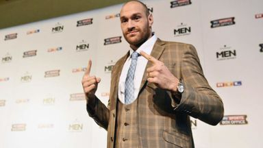 Fury's boxing 'retirement' off