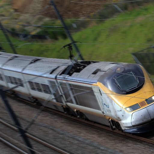 Eurostar services could stop under 'no-deal' Brexit