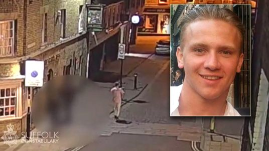 Corrie McKeague, 23, was last seen on September 24