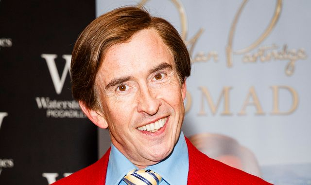 Steve Coogan reboots Alan Partridge from his shed with new podcast