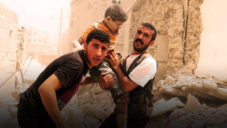 Aleppo - Death Of A City