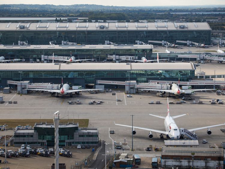 Heathrow is seen as the front-runner for a new runway