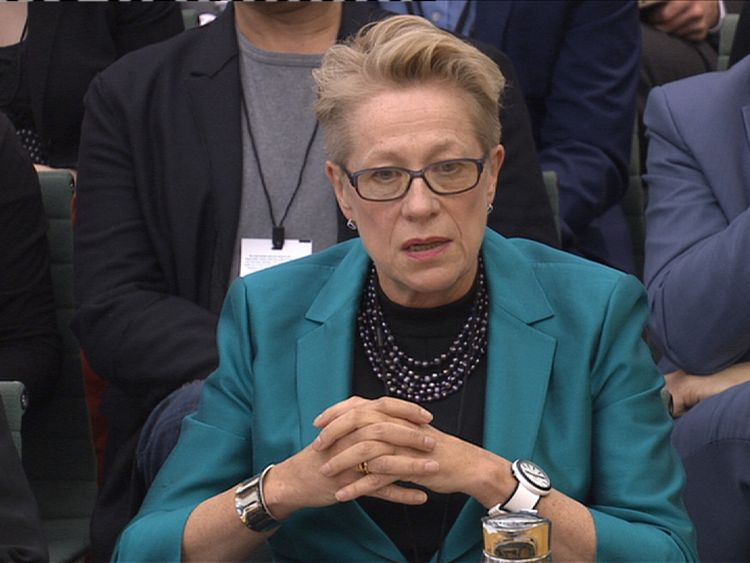 Child Abuse Inquiry panel member Drusilla Sharpling