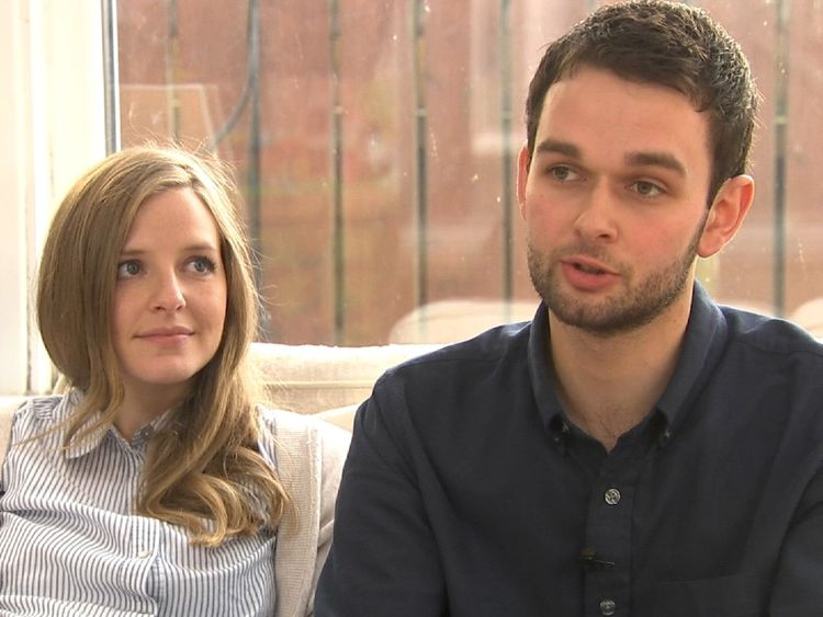 Bakers Daniel and Amy McArthur talk to Sky News exclusively about the court ruling against them regarding their refusal to make a gay themed cake.