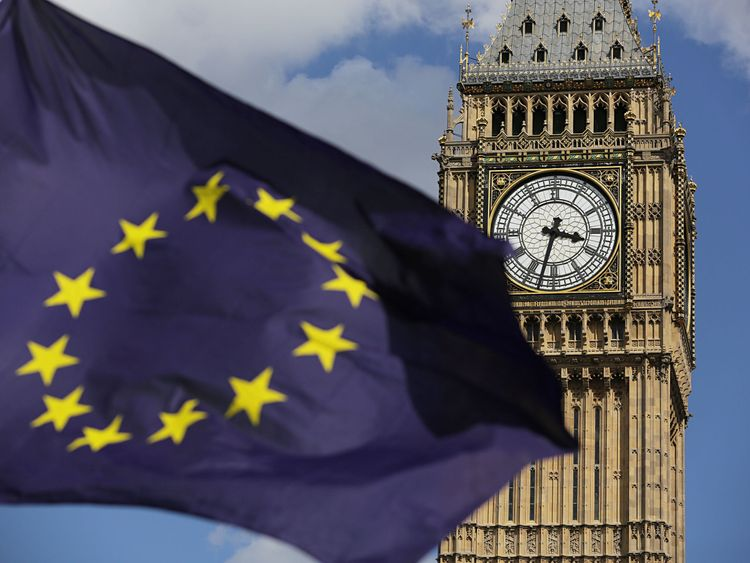 Hard Brexit could cause the country's GDP to plummet, leaked papers suggest