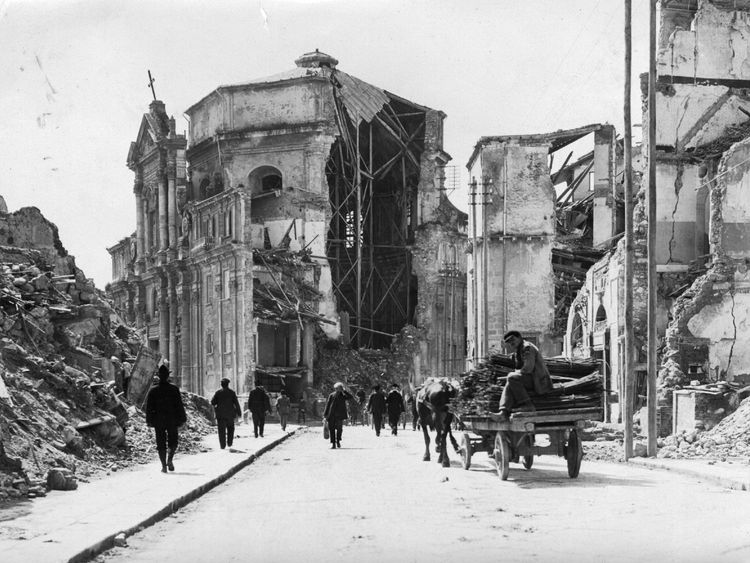 Why Italy Faces Constant Threat Of Earthquakes