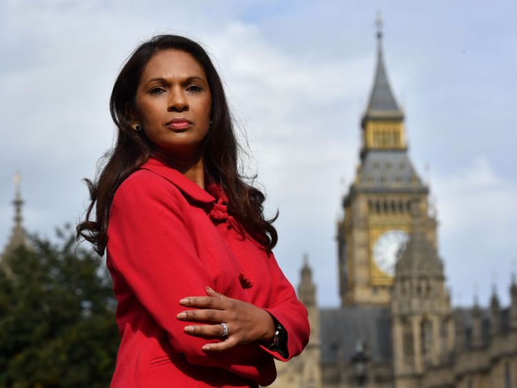 Gina Miller, co-founder of investment fund SCM Private, is leading a high-powered legal challenge against Prime Minister Theresa May's right to trigger Brexit negotiations