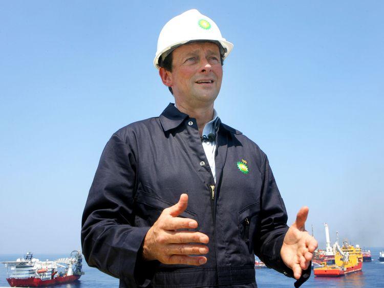 Former BP CEO Tony Hayward
