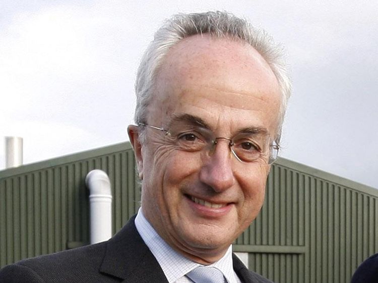 A picture of Philip Green taken in 2009