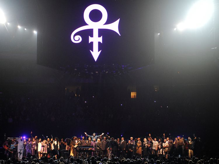 Prince\'s purple is now an official colour called Love Symbol #2