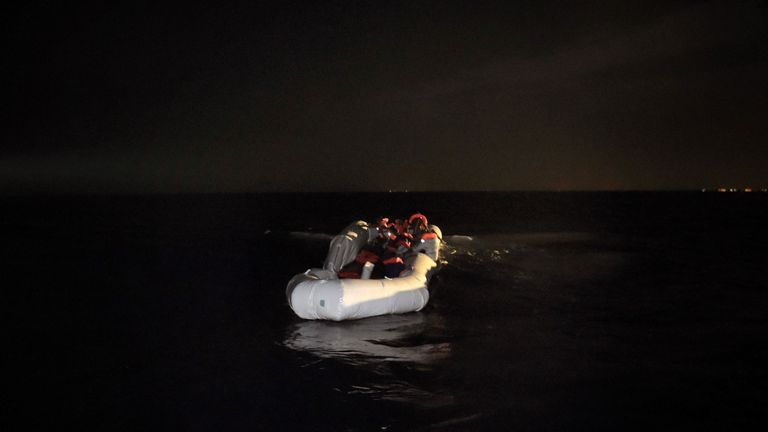 Thousands of migrants have tried to cross the Mediterranean by boat