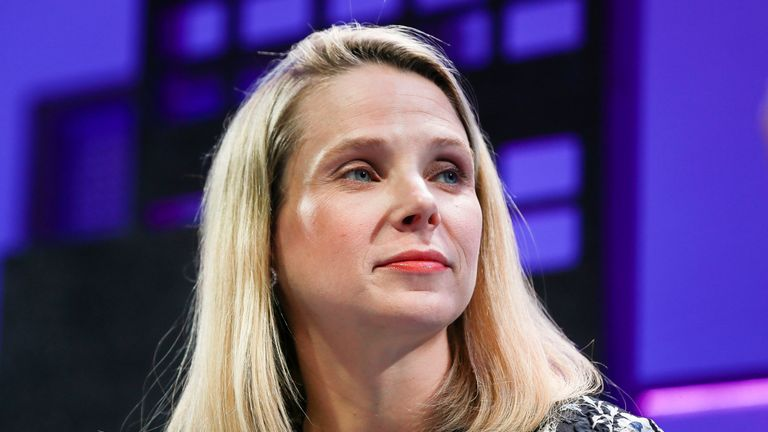 Executives were riled when Yahoo president Marissa Mayer complied