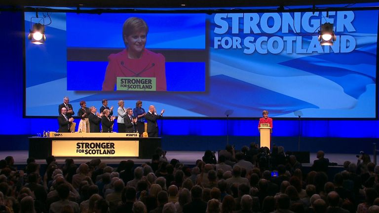 Scotland to be at 'very heart' of Europe