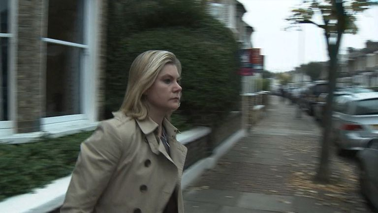 Justine Greening remains tight-lipped over the Heathrow decision