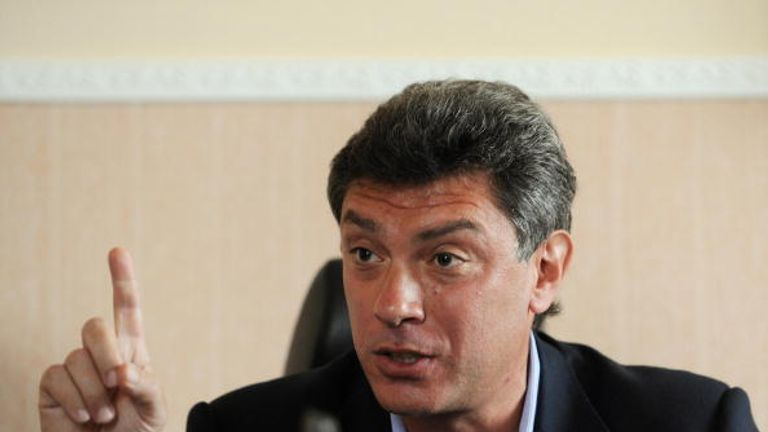 Boris Nemtsov was gunned down as he walked across a bridge