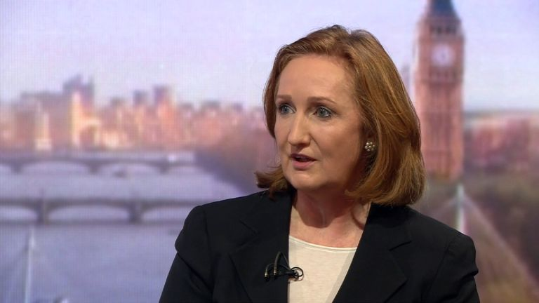 Suzanne Evans' remarks have drawn criticism