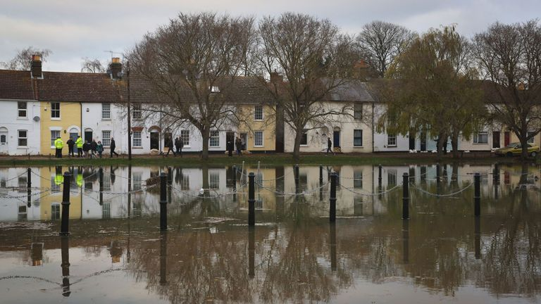 The South East has received the most money for flood defences in recent years