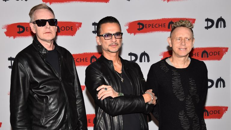 depeche mode new album