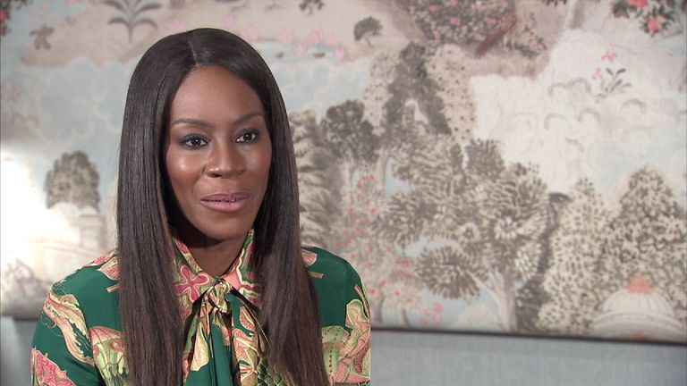 Director Amma Asante says progress also depends on the executives who finance new films