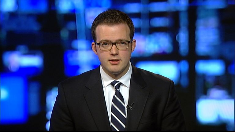 Editor of The Hill Jesse Byrnes