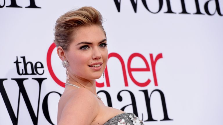 Model and actress Kate Upton's private photos were leaked online in 2014