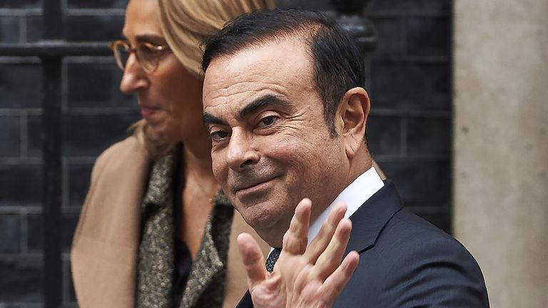 Carlos Ghosn has been credited with turning round the fortunes of both Nissan and Renault