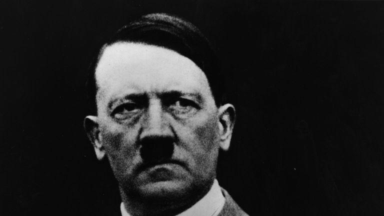 Adolf Hitler, about 1938