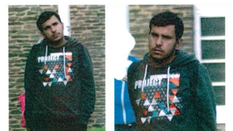Police have released image of Jaber Albakr