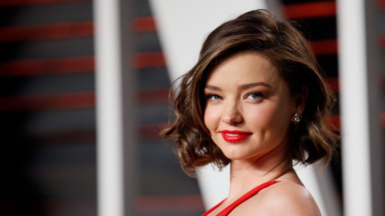 Miranda Kerr lives at her Malibu home with her five-year-old son Flynn