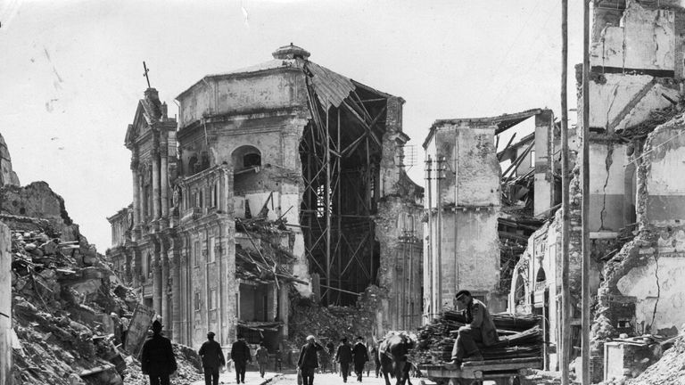 The 1908 Messina earthquake and tsunami is one of the deadliest natural disasters in Europe's recorded history.