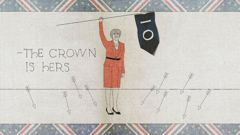 Brexit Tapestry