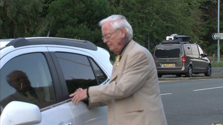 Gordon Anglesea will be sentenced on 4 November.