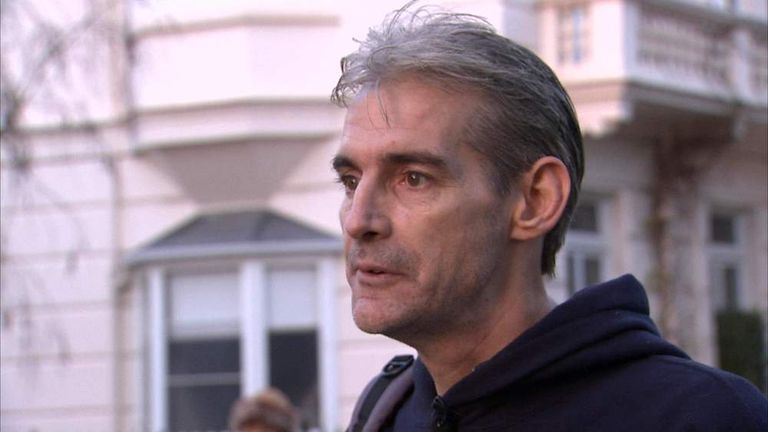 'Michael' speaks of the sexual abuse he suffered whilst in care