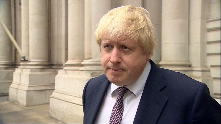 Boris Johnson explains his opposition to Heathrow expansion