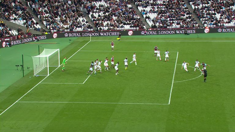 Was West Ham's winner offside? | Video | Watch TV Show | Sky Sports