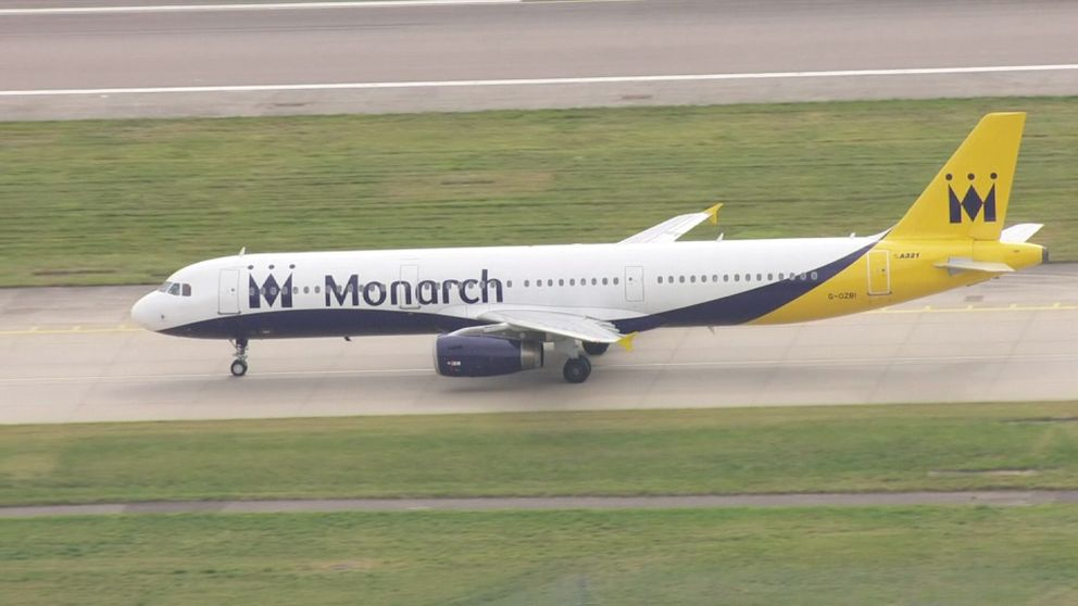 Monarch says it has secured its financial future