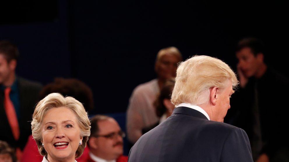 Democratic nominee Hillary Clinton and Republican Presidential nominee Donald Trump
