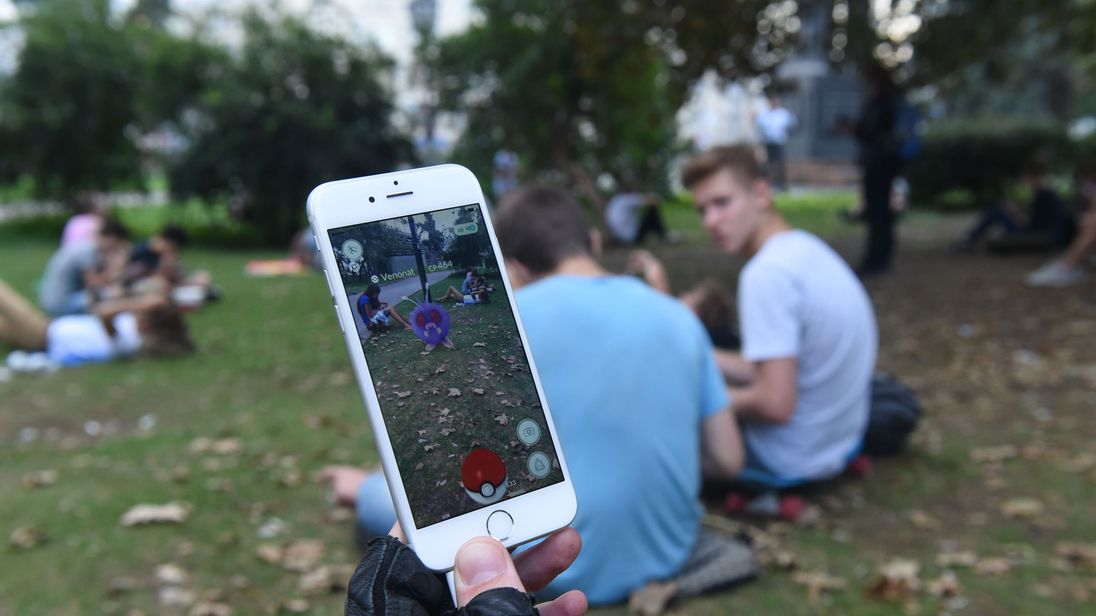 Global phenomenon Pokémon GO was another multi award winner