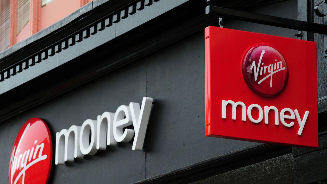 A Virgin Money branch (November 2012)