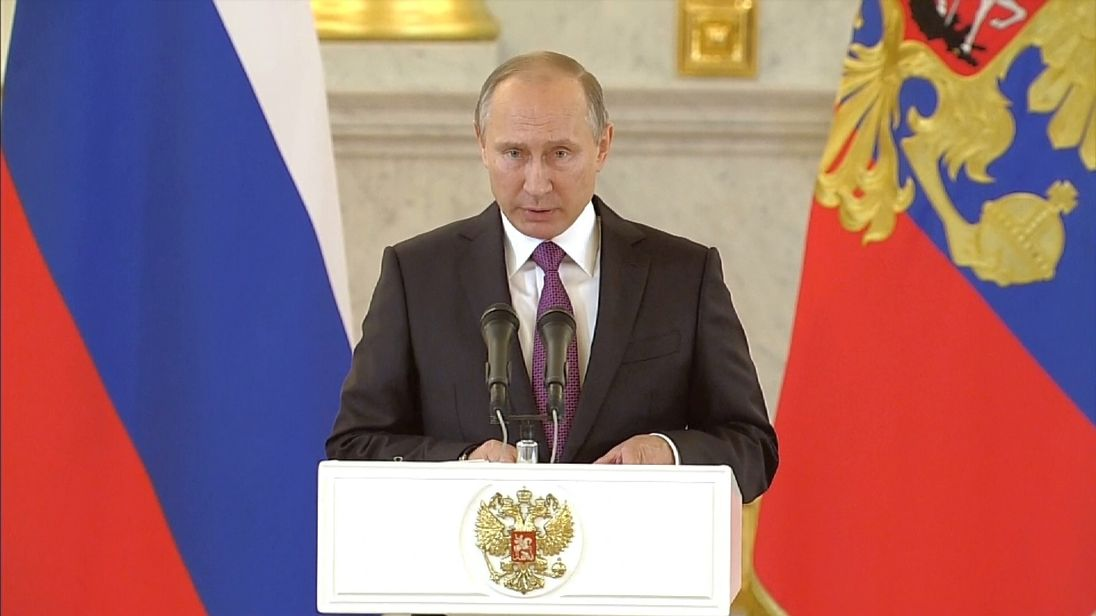 screengrab Vladimir Putin