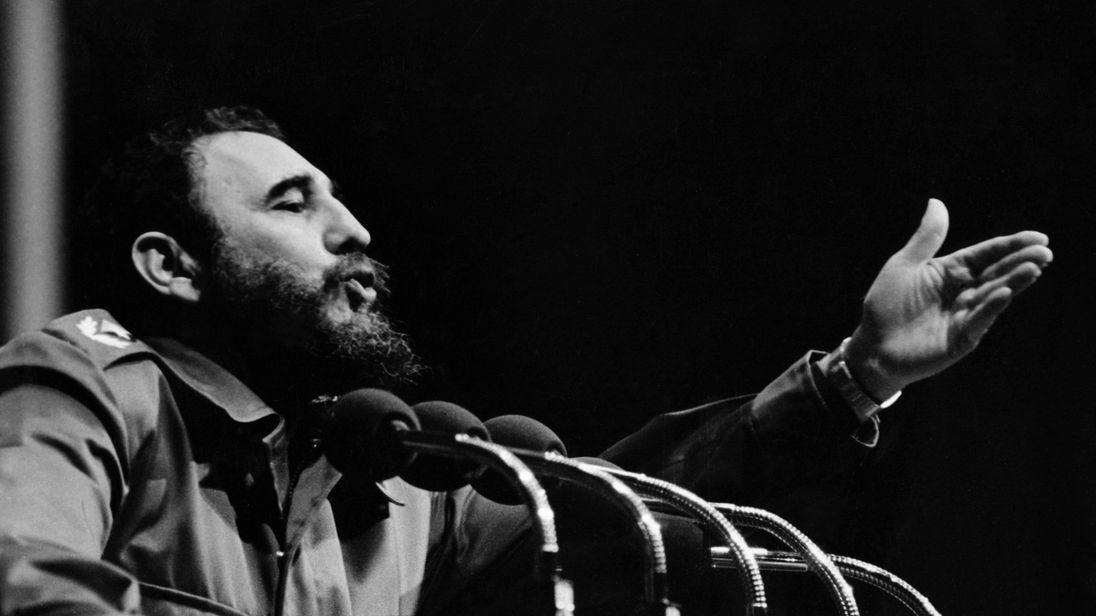 the early life of cuban fidel castro and his rise to power