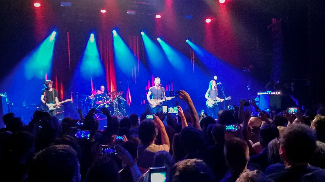 Rock star Sting reopens the Bataclan on November 12, the revered Paris concert hall where jihadists massacred 90 people, with a hugely symbolic show to mark the first anniversary of France's bloodiest terror attacks