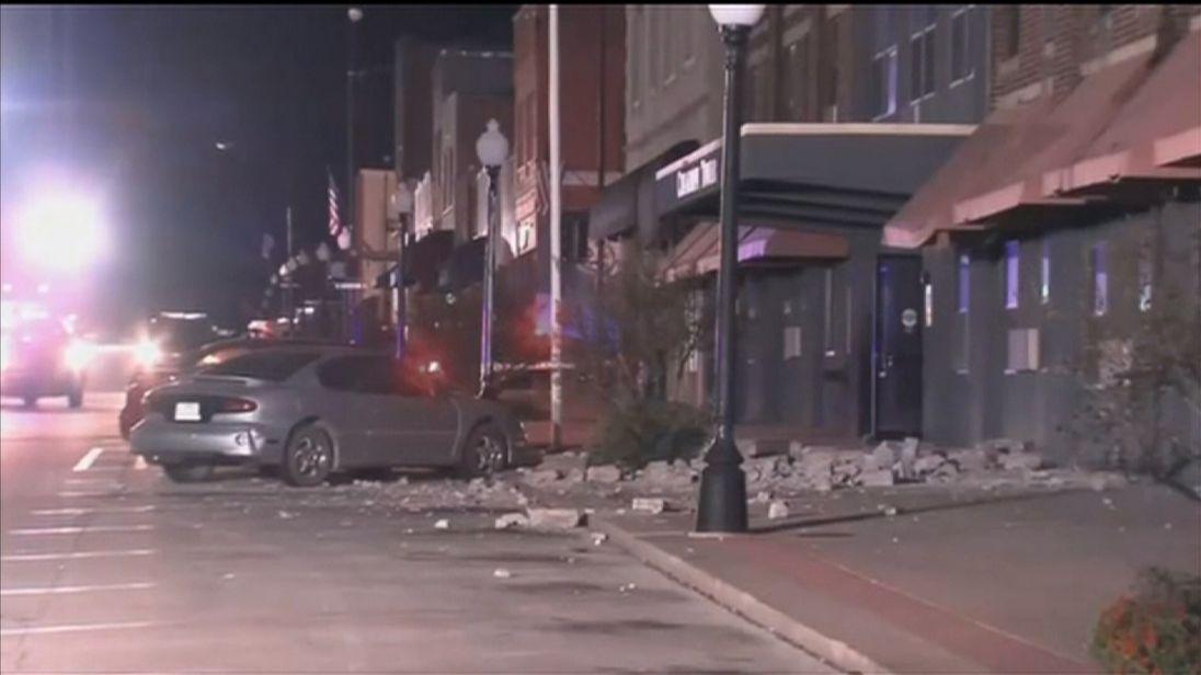 A 5.0-magnitude earthquake strike near Cushing, a major oil hub in Oklahoma