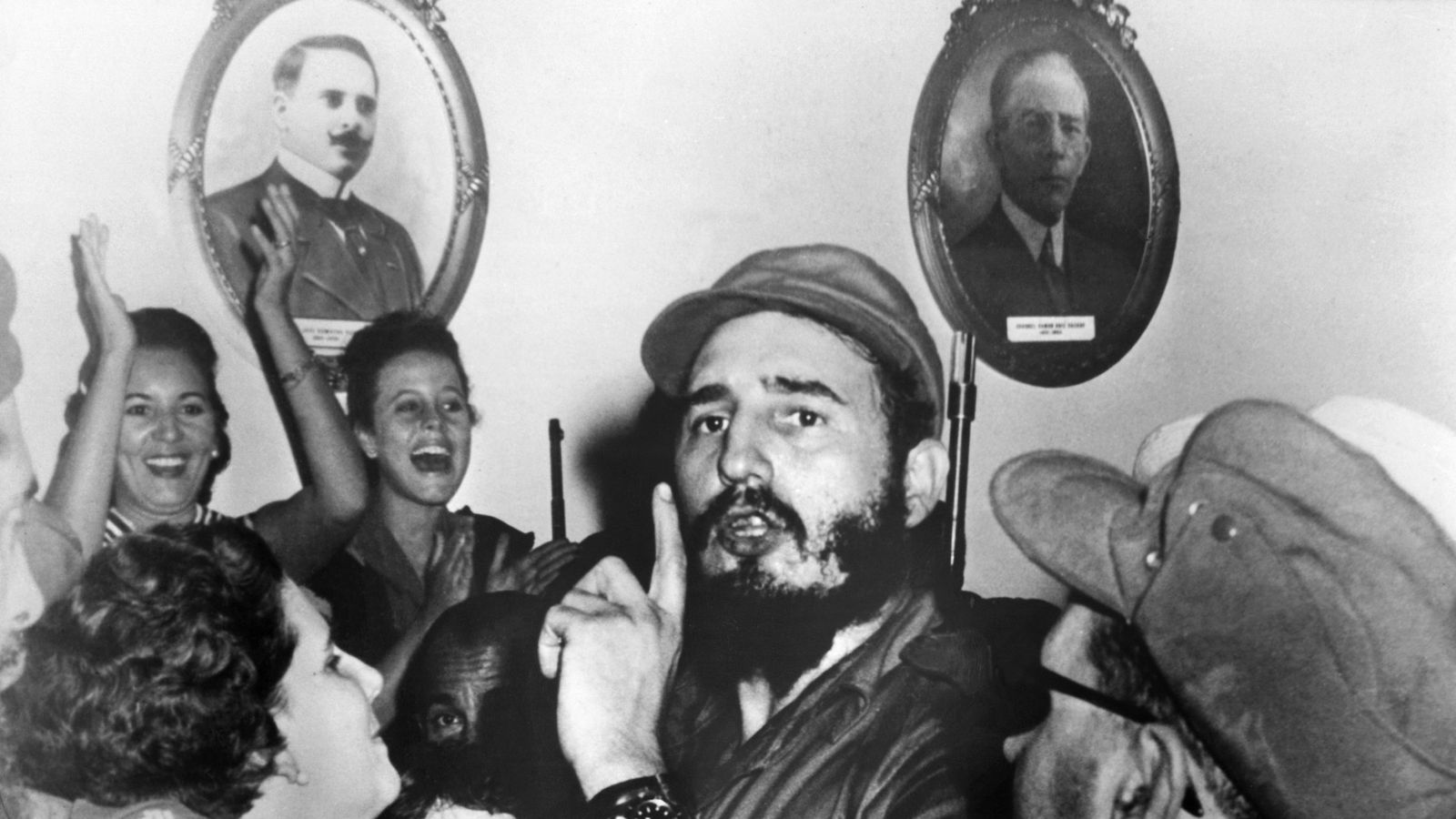 the early life of cuban fidel castro and his rise to power A look fidel castro's life after he took power in 1959, fidel castro promised to improve the lives of in the early years of the cuban.