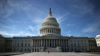 The US Capitol Building is home to the Senate and House of Representatives