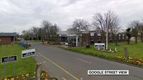 The violence erupted on Sunday night at HMP Moorland in South Yorkshire