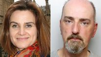 Thomas Mair is accused of killing Jo Cox in June