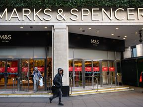 M&S believes food will account for 70% of its business in future