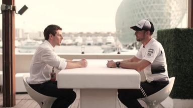 Farewell Jenson Button