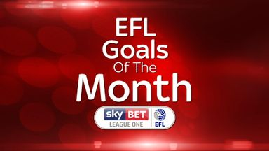 League One - Goal of the Month